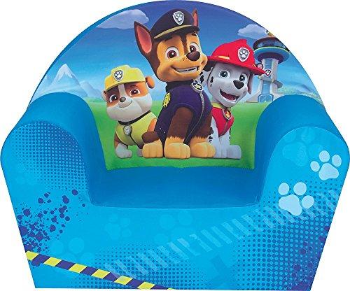 Fun House Patrulla Canina - Sillón de Espuma para niños