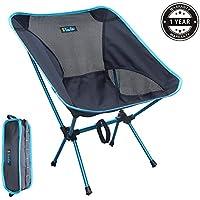Ultralight portatile sedia da campeggio con borsa