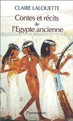 Contes et récits de l'Egypte ancienne
