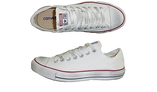 Converse All Star OX Canvas 1 C350 off white smoke: Amazon