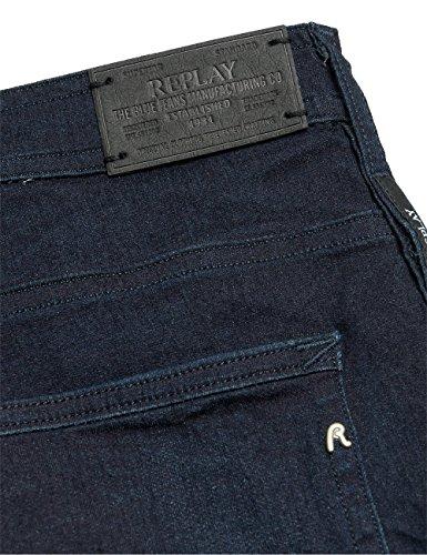 Replay M9541 .000.49b A03, Jeans Homme Bleu (Dark Blue 007)