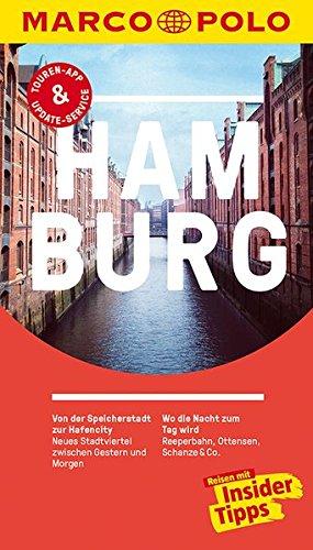 Produktbild MARCO POLO Reiseführer Hamburg: Reisen mit Insider-Tipps. Inkl. kostenloser Touren-App und Event&News