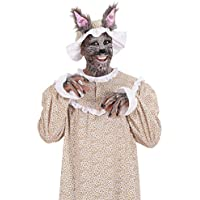 Böse wolf kostüm