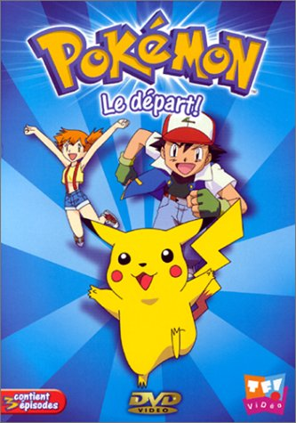Pokémon - Vol.1 : Le Départ !