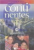 Image de Continentes : Espagnol, terminale (1 livre + 1 CD audio)