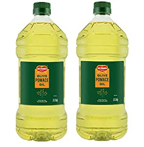 DelMonte Olive Pomace Oil, 2 L (Pack of 2)