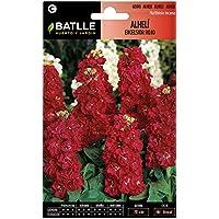 Semillas de Flores - Alhelí Excelsior gigante rojo - Batlle