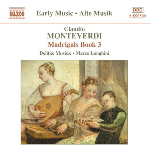 Monteverdi, C.: Madrigals, Boo...
