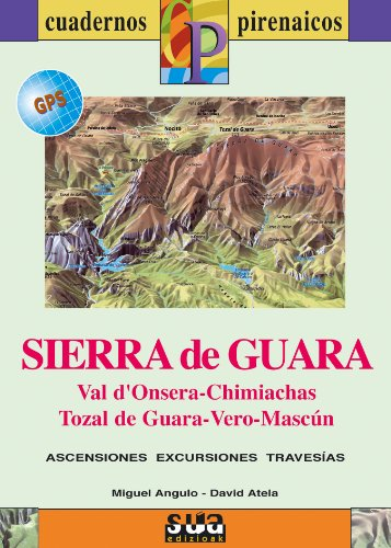 Cuaderno Pirenaico Sierra de Guara (Cuadernos Pirenaicos)