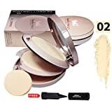 #8: Glam21 Perfect Complexion Comapat Powder Oil Control CP8009-02 With Free Adbeni Kajal 125/-
