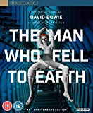The Man Who Fell To Earth (40th Anniversary), Collector's Edition [Blu-ray] [2016]