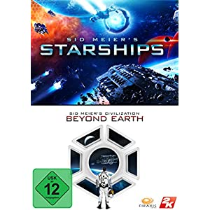 Sid Meier's Starships/Civilization: Beyond Earth Bundle [PC Steam Code]