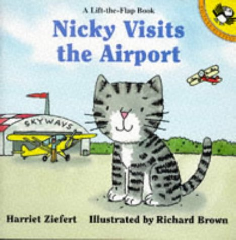 Nicky visits the airport