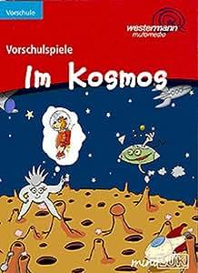 Vorschulspiele: Im Kosmos (d/f/e/i)