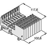6827055–BL20de B3S de SBB, BL20Base Módulo ZERN-Kühlsysteme–Unión roscada técnica