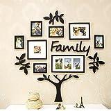 ZXCV Photo frame Fotorahmen Einfache Baum Foto Wand Kreative Foto Wand Foto Wand Wand Wohnzimmer Schlafzimmer Wand Wand