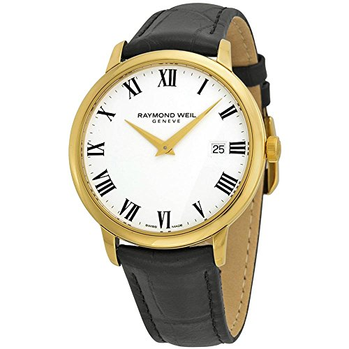 raymond-weil-mens-toccata-39mm-black-leather-band-gold-plated-case-quartz-white-dial-watch-5488-pc-0