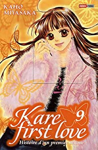 Kare first love Edition simple Tome 9