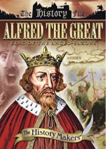 ALFRED THE GREAT - KING OF THE ANGLO-SAXONS [DVD]