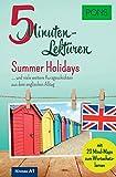 PONS 5-Minuten-Lektüre Englisch A1 - Summer Holidays … und viele weitere Kurzgeschichten aus dem englischen Alltag. Mit 20 Mind-Maps zum Wortschatzlernen. (PONS 5-Minuten-Lektüren)