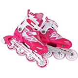 FA Sports para patines de Fitness, Pink, M, 2530