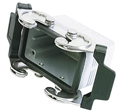 ILME clutch housing for 10-pin, PG16, straight