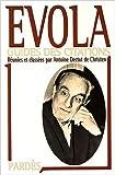 Telecharger Livres Evola Guides des citations de Antoine Dectot de Christen 4 fevrier 2008 (PDF,EPUB,MOBI) gratuits en Francaise