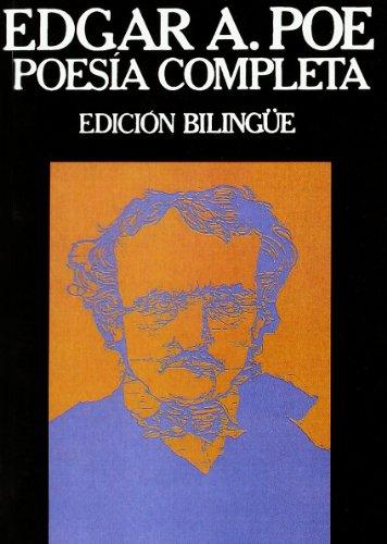 Edgar allan poe - poesia completa (ed. bilingüe) (Libros Rio Nuevo) por Edgar Allan Poe