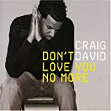 Don'T Love You No More(I'M Sor