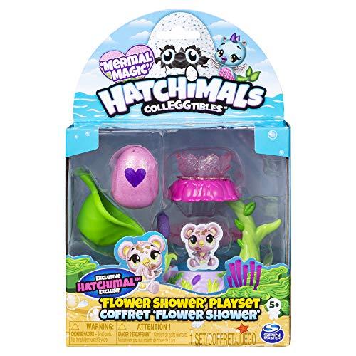Hatchimals Shower Under the Flower S5 Sirens (Bizak 61921961)