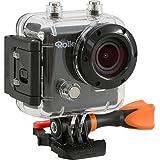 Rollei Actioncam 410 mit Handgelenk Fernbedienung (4 Megapixel, Full HD, 1080 fps, 60 fps, WiFi Funktion) inkl. Unterwassergehäuse schwarz