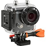 Rollei Actioncam 410, Wi-Fi Action Camera Rollei, Risoluzione Full HD Video 1080p/60fps, Nero - Rollei - amazon.it