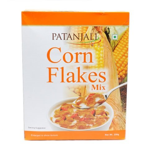 Patanjali Corn Flakes Mix, 250g