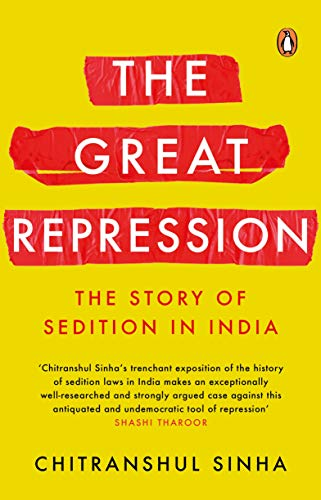 The Great Repression: The Story of Sedition in India (City Plans)
