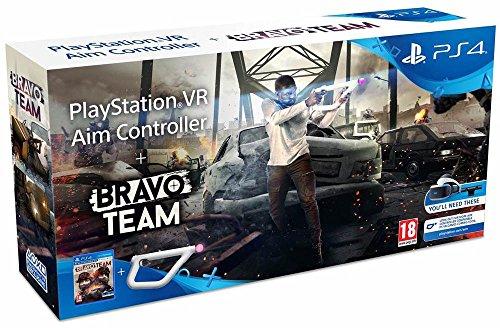 Aim Controller PS VR Bravo Team