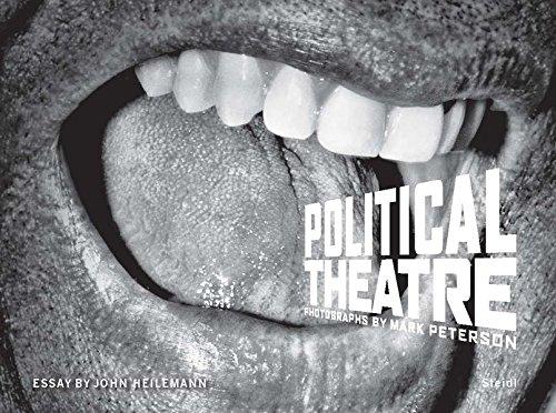 Mark Peterson: Political Theatre por Mark Peterson
