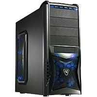 Sedatech PC Gamer Advanced Desktop (AMD FX-6300 6x 3.5GHz Processor, 16GB RAM, 2000GB HDD, 250GB SSD, USB 3.0, Full HD 1080P, GeForce GTX 750ti 2048MB, 80+ PSU, Card Reader)