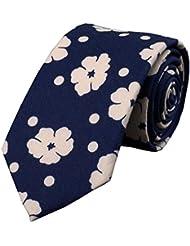 Mode cravate cravates Skinny Tie - Bleu