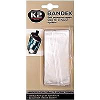 K2 Bandex - Reparación de escape vendaje, cinta adhesiva resistente al calor