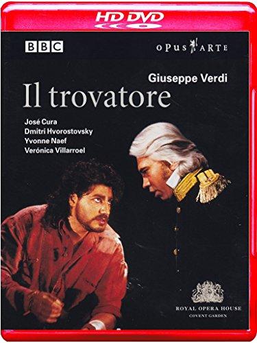 Preisvergleich Produktbild Verdi - Il Trovatore (Royal Opera House,  Carlo Rizzi) [HD-DVD]