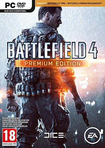 Battlefield 4 - Premium Edition - [AT-Pegi] - [PC] (Pc-battlefield 4)