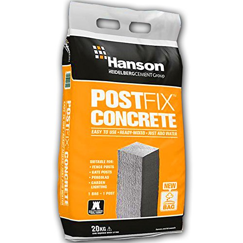 hanson-postfix-maxipack-20kg-concrete-mix-for-fence-posts-gate-posts-and-garden-lighting-one-bag-one