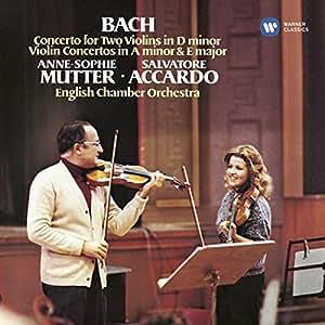 Bach: Concerto for Two Violins in D minor, Violin Concertos in A Minor & E Major