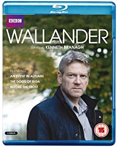 Wallander - Series 3 [Blu-ray] [Region Free]