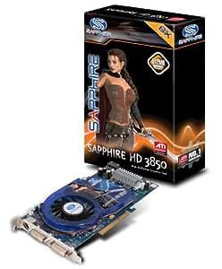 Sapphire Radeon HD 3850 512MB AGP 8x