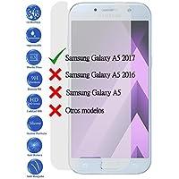 Protector de Pantalla Cristal Templado Vidrio 9H para Samsung Galaxy A5 2017 - Todotumovil