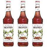 Monin Sirup Zimt, 0,7L 3er Pack