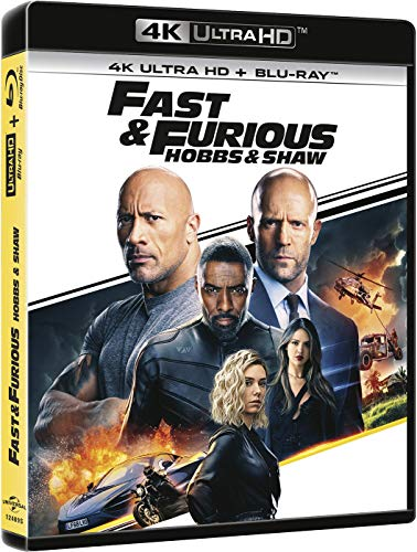 Fast & Furious: Hobbs and