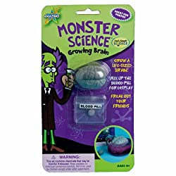 Be Amazing Toys, Monster Science, Growing Brain