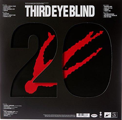 Third Eye Blind Anniversary Reissue Superdeluxeedition